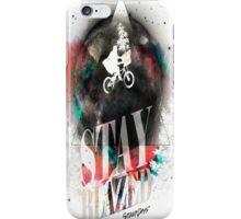 Stay Blazed White Invert iPhone Case/Skin