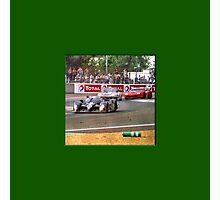 24 h de Le Mans - Vintage - Bentley #8 Bend Photographic Print
