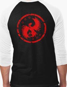 Firehawk Men's Baseball ¾ T-Shirt