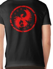 Firehawk Mens V-Neck T-Shirt