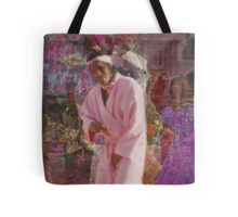 INSPIERD BY song Yamborghini High BY A$AP MOB Tote Bag