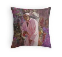 INSPIERD BY song Yamborghini High BY A$AP MOB Throw Pillow