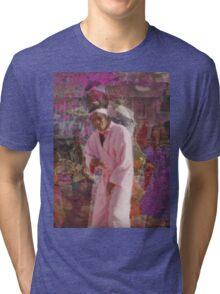 INSPIERD BY song Yamborghini High BY A$AP MOB Tri-blend T-Shirt