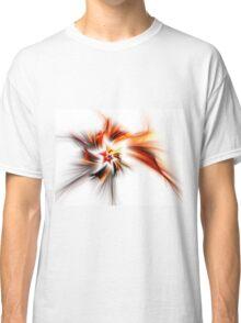 Devil's Star - Abstract Fractal Artwork Classic T-Shirt