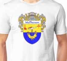 McPherson Coat of Arms/Family Crest Unisex T-Shirt