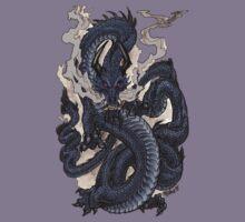 Eastern Dragon by drakhenliche