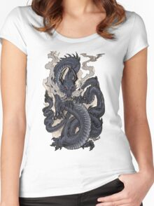 Eastern Dragon Women's Fitted Scoop T-Shirt