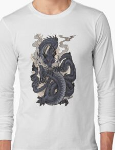 Eastern Dragon Long Sleeve T-Shirt