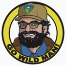 Go Wild Man! by Jeff Clark