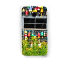 Hanging Fishing Buoy Art Samsung Galaxy Case/Skin