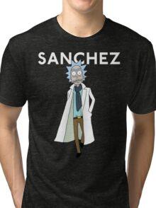 Rick Sanchez  Tri-blend T-Shirt