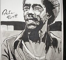 Peter Tosh by Colin  Laing