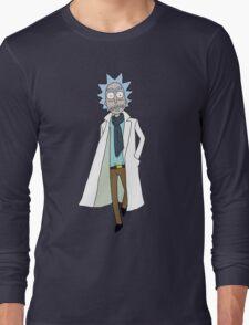 Rick Sanchez  Long Sleeve T-Shirt
