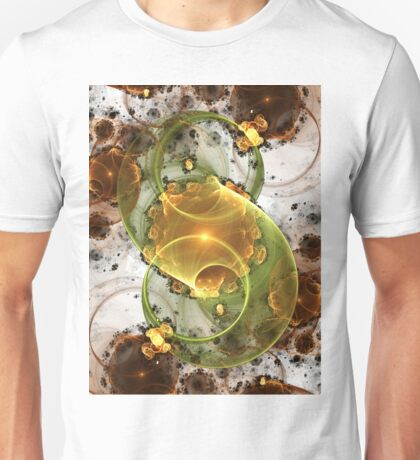 Coffee or Tea - Abstract Fractal Artwork T-Shirt