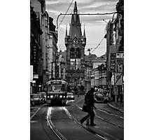 Prague Routine Photographic Print