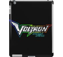 the defender of the universe iPad Case/Skin