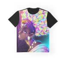 Aura Crystal Graphic T-Shirt