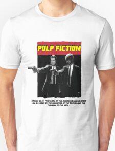 Pulp Fiction torn design Unisex T-Shirt