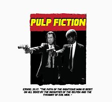 Pulp Fiction torn design Unisex T-Shirt