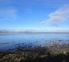Northumberland Coast View by BURNING-BRIGHT