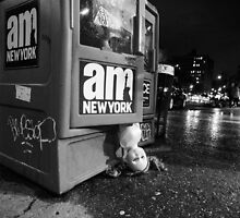 NYC Doll by DEbanks