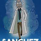 Sanchez by Stove  Aya
