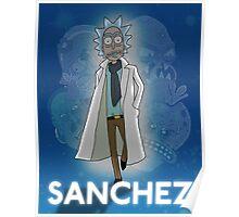 Sanchez Poster