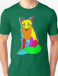 FOX PIXEL Unisex T-Shirt