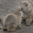 Hi mommy.... kiss...  by TheaDaams