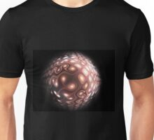 Candy Planet - Abstract Fractal Artwork Unisex T-Shirt