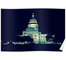 State Capitol Poster