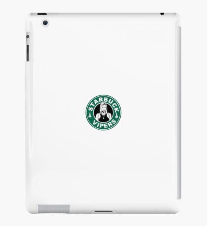 Starbuck Vipers Battlestar Galactica  iPad Case/Skin