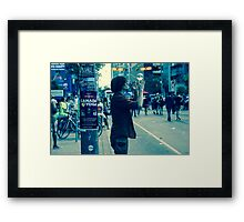 The Sphere Framed Print