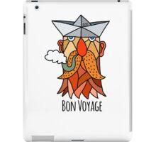 Bon Voyage iPad Case/Skin