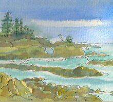 Black Rock resort, Vancouver Island, Canada by Redbarron