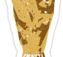 Brazil 2014 Sticker
