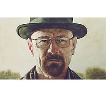 Heisenberg Painting Photographic Print