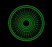 Green Aliens Alarm by MMPhotographyUK