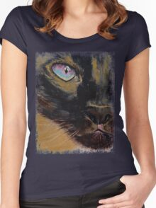 Siamese Women's Fitted Scoop T-Shirt