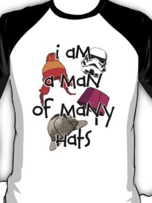 Man of Many Hats T-Shirt