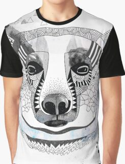White bear Graphic T-Shirt