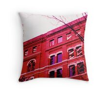 Old town Sydney Throw Pillow