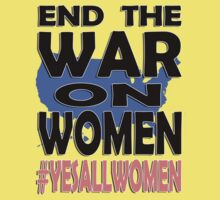 End The War On Women #1 by boobs4victory