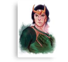 Loki - Agent of Asgard Canvas Print