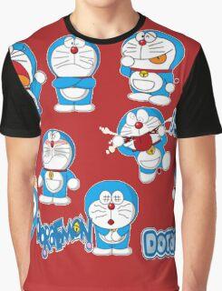 Doraemon Graphic T-Shirt