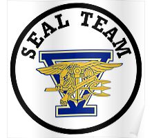 SEAL Team 5 Poster