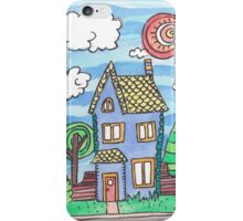 Welcome to the Nieghborhood iPhone Case/Skin