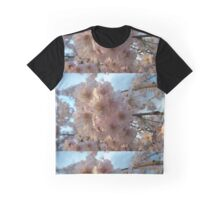 Peach Blossoms Before a Storm, part Two Graphic T-Shirt