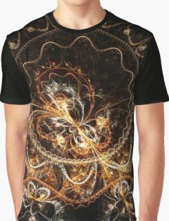 Butterfly - Abstract Fractal Artwork Graphic T-Shirt