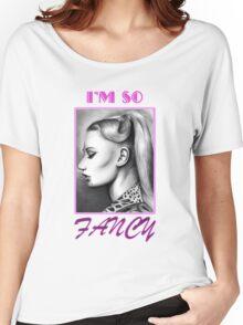 Iggy Azalea - I'm So Fancy Women's Relaxed Fit T-Shirt